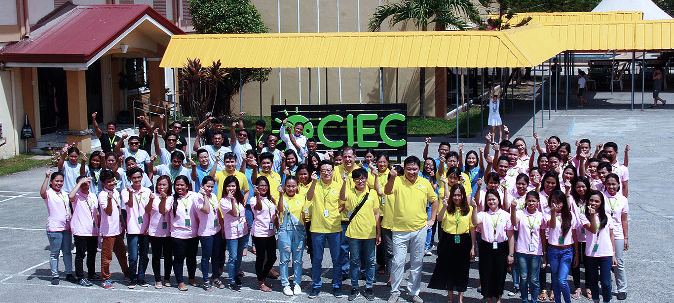 CIEC Global Education Center staffs