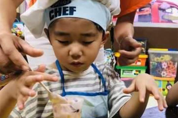 CIEC Kindergarten Cooking Class