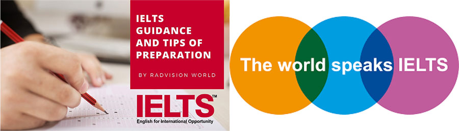 the worlds speaks IELTS at CIEC
